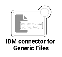 IDM connector for Generic Files