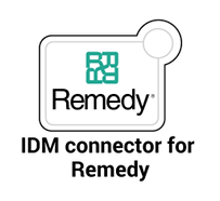 IDM connector for Remedy